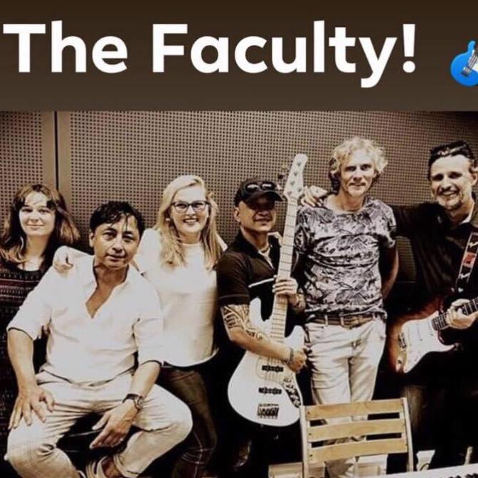 The Faculty op Paradijsplein