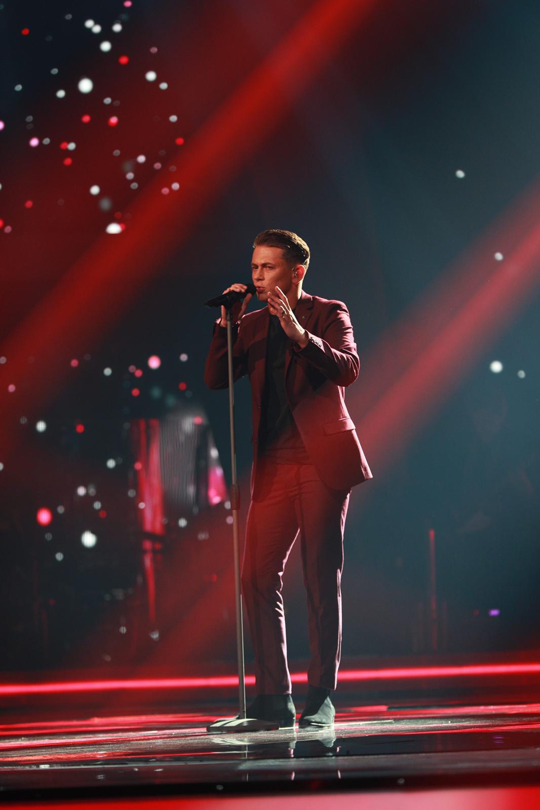 The Voice of Holland deelnemer Menno Aben